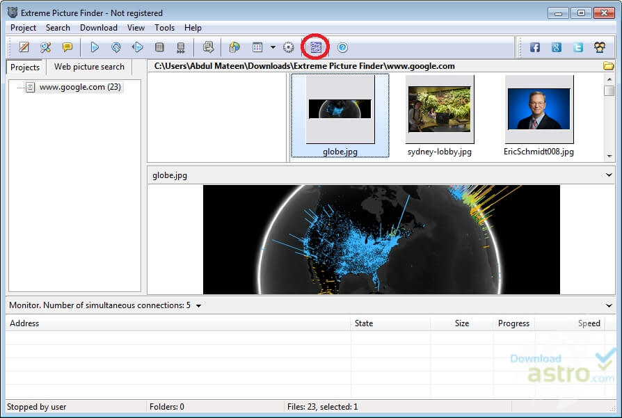 Extreme Picture Finder download