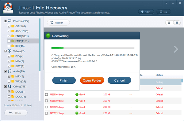 Jihosoft File Recovery 8.30.0 Crack for patch